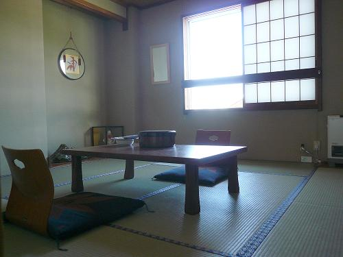 302号室富士山側