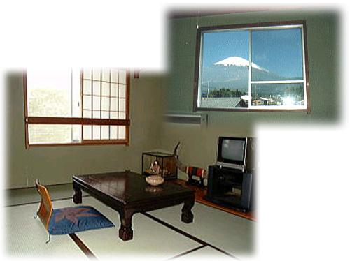 301号室富士山側